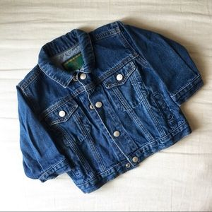 Vintage Baby Gap Denim Jacket Size 12-18M